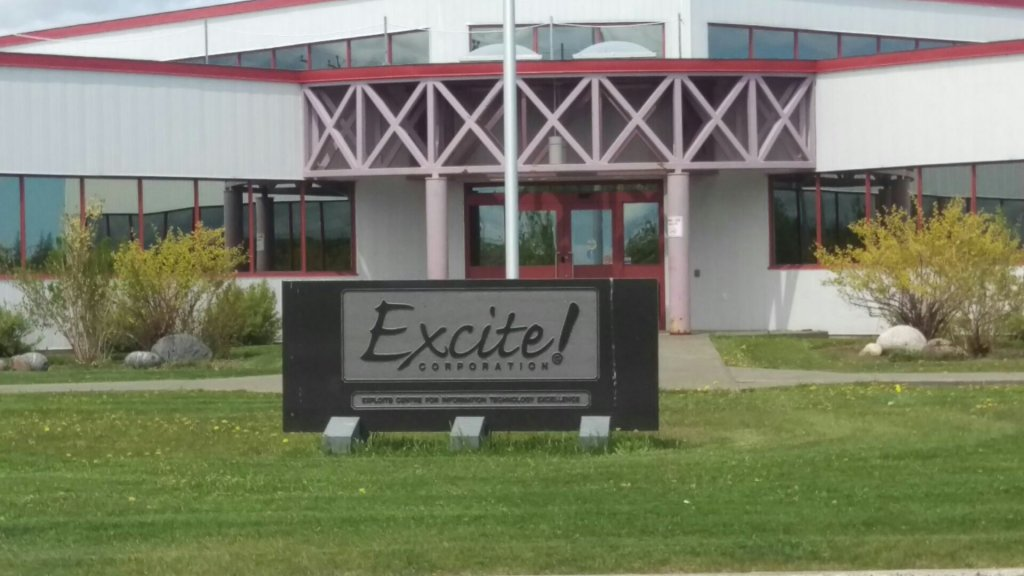 1. Excite bldg - home to research site