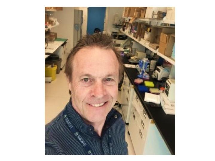 Bob in the lab 1