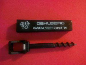 Canada Night Corkscrew